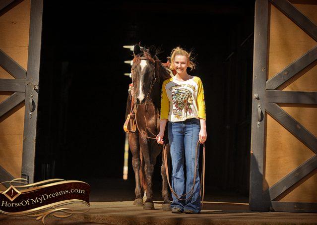 005-Coal-Black-Quarter-horse-gelding-for-sale