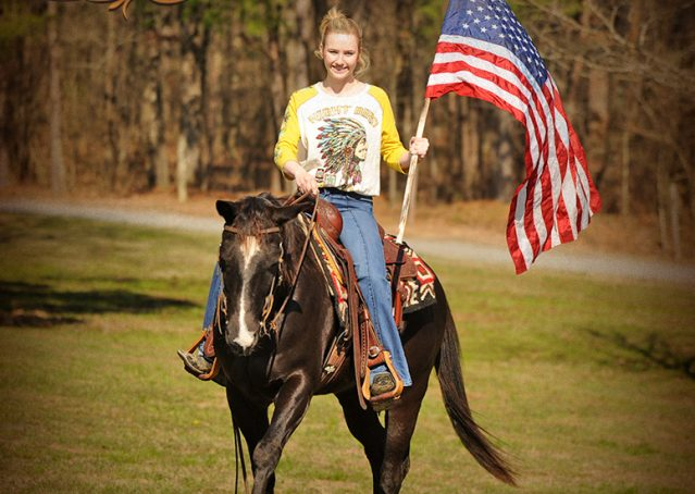 010-Coal-Black-Quarter-horse-gelding-for-sale