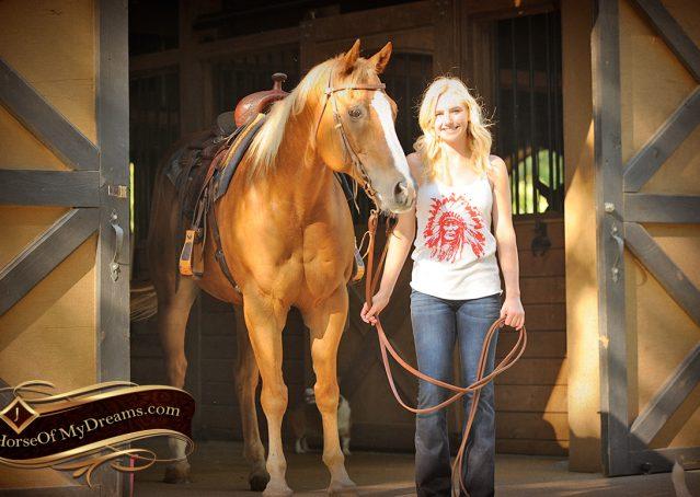 006-Noah-Sorrel-Flaxen-mane-quarter-horse-for-sale