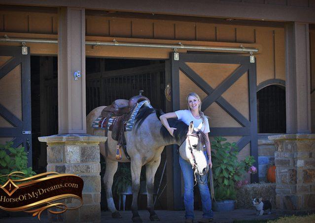 001-Buck-AQHA-Buckskin-gelding-for-sale