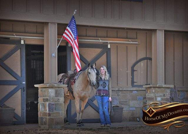 006-Oakley-Buckskin-Quarter-Horse-Gelding